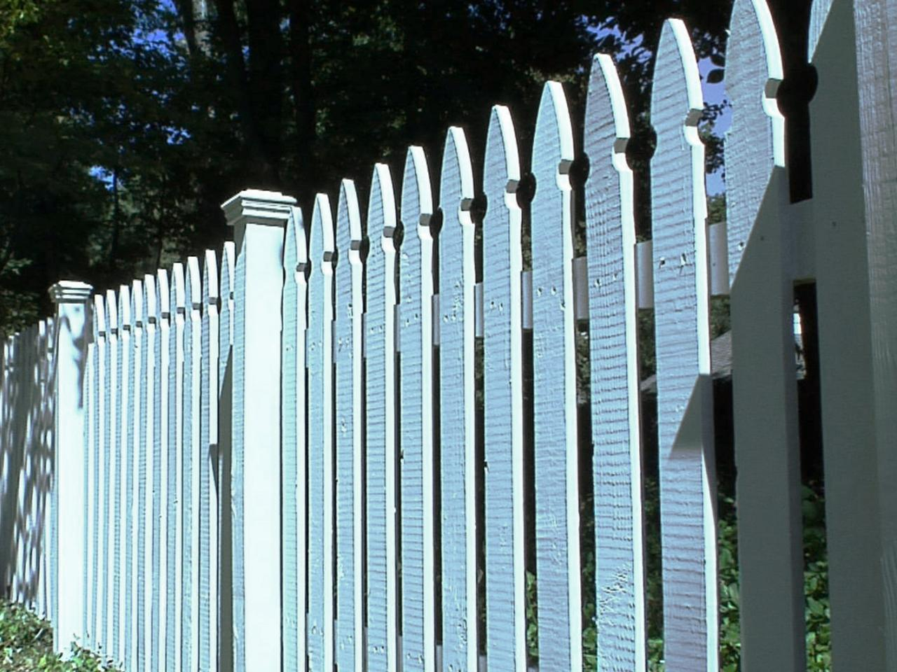 Garden Fence Ideas