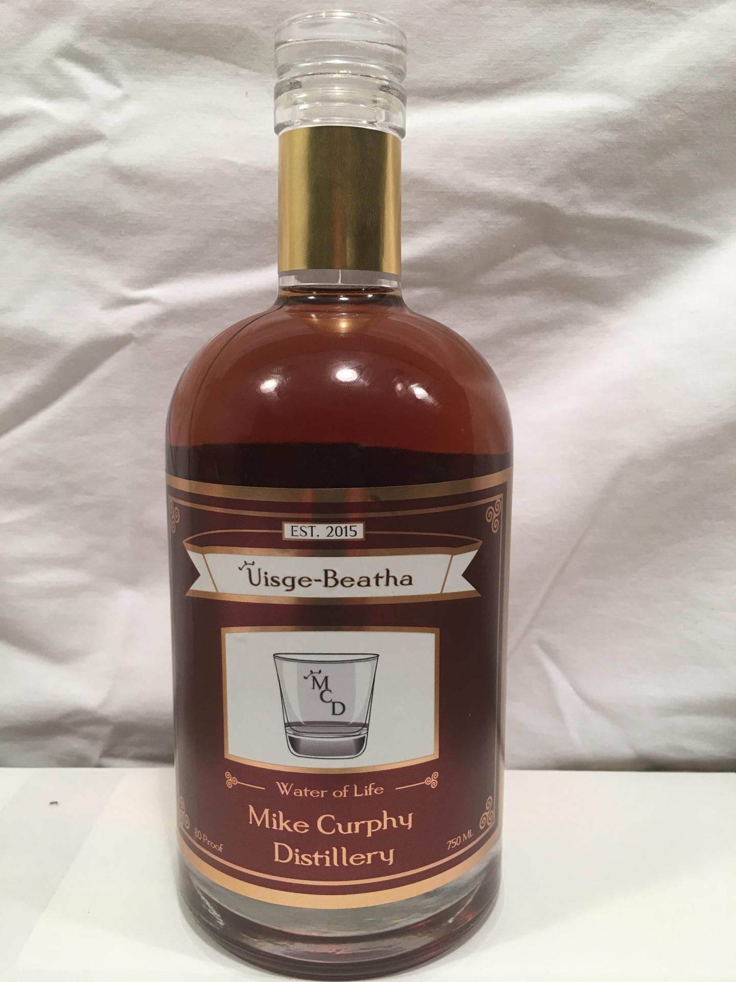 Uisge-Beatha (Unaged Scotch)