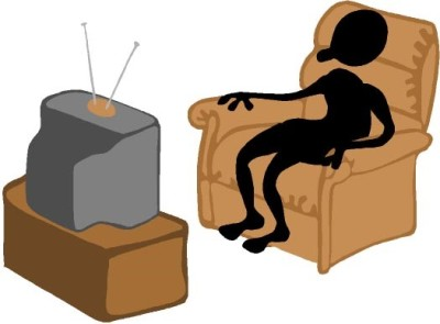 Watching TV Linked to Loss of Mobility in Those 50 and Older
