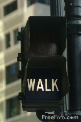 Walk...for the HEALTH of it!