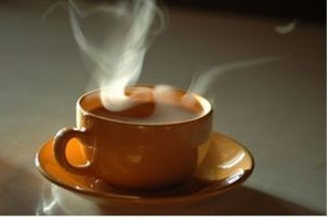 Very Hot Tea Increases Cancer Risk