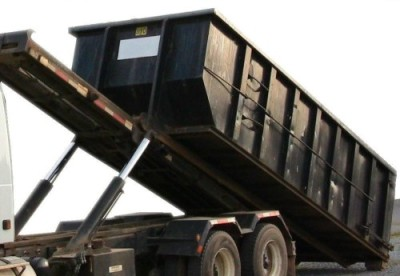 ROLL-OFF CONTAINER SERVICE