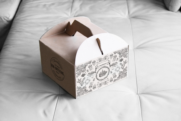 Ivony Bakery - Packaging