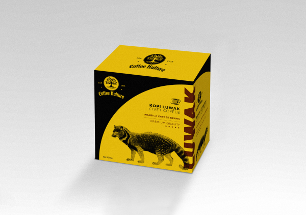 Civet Coffee Bean Packaging