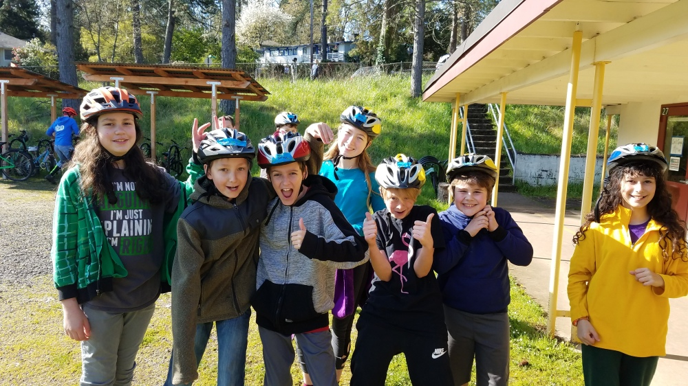 6th grade bike safety students! [click image to see entire picture]