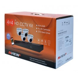 Ness DIY CCTV Kit $499