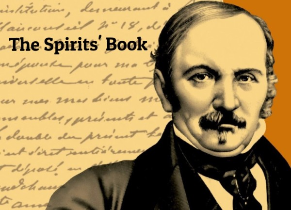 The Spirits Book (audiobook)