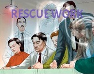 Rescue Work with Pat Jennings