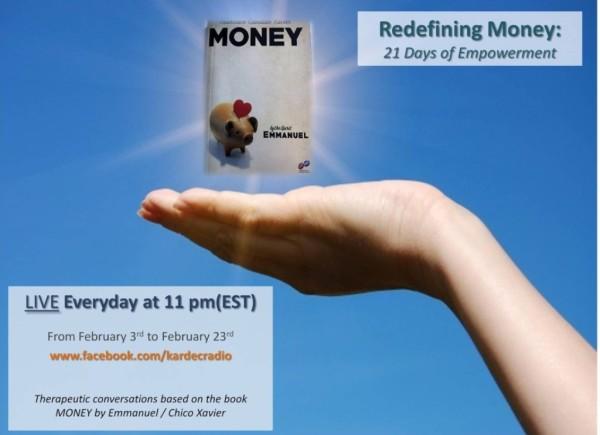 Redefining Money: 21 Days of Empowerment