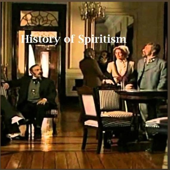Lessons on Spiritism with Vanessa Anseloni