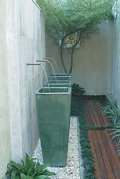 Water Feature - Landscaping