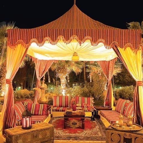 Arabic Tent