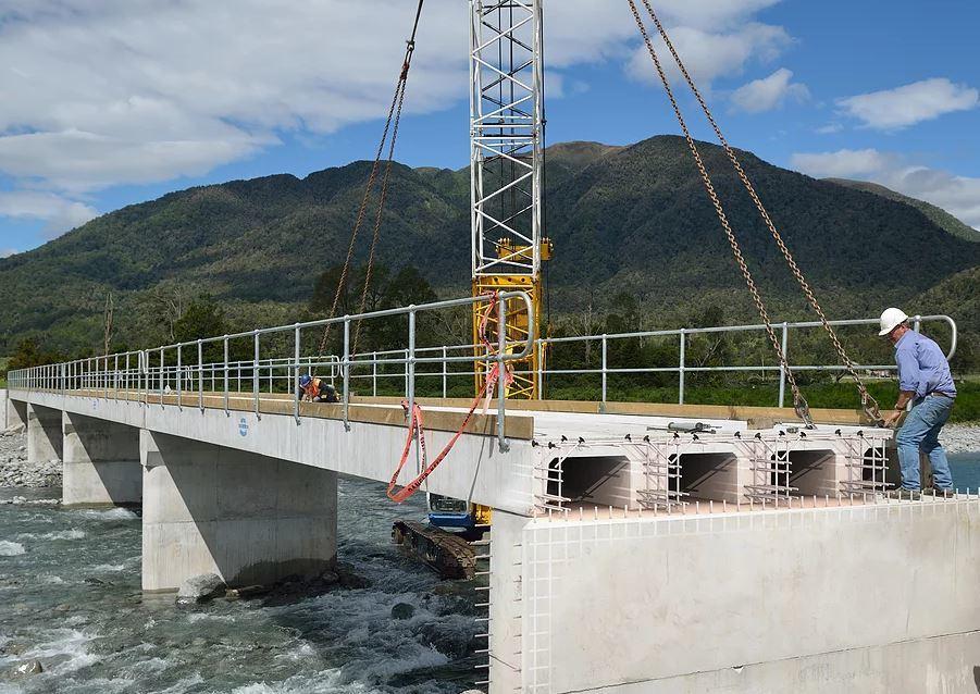 GFRP for bridges
