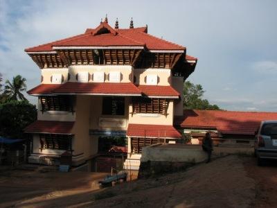 Panachikadu Saraswati Temple
