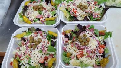 pasta salad, anti pasta, antipasta, potato salad, potato, meat trays, vegetable trays, bagels, cream cheese, fruit trays, fruit, local, catering, millvale, chicken, cheap food, inexpensive catering, great catering, Nova Cafe, cafe catering, Nova catering, Nova Cafe, Pittsburgh catering, Pittsburgh, PA catering, Catering