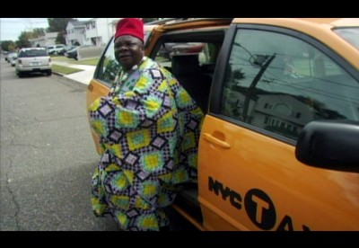 AFRICAN CHIEF  COMES TO AMERICA IN SEARCH OF LOST NEPHEW