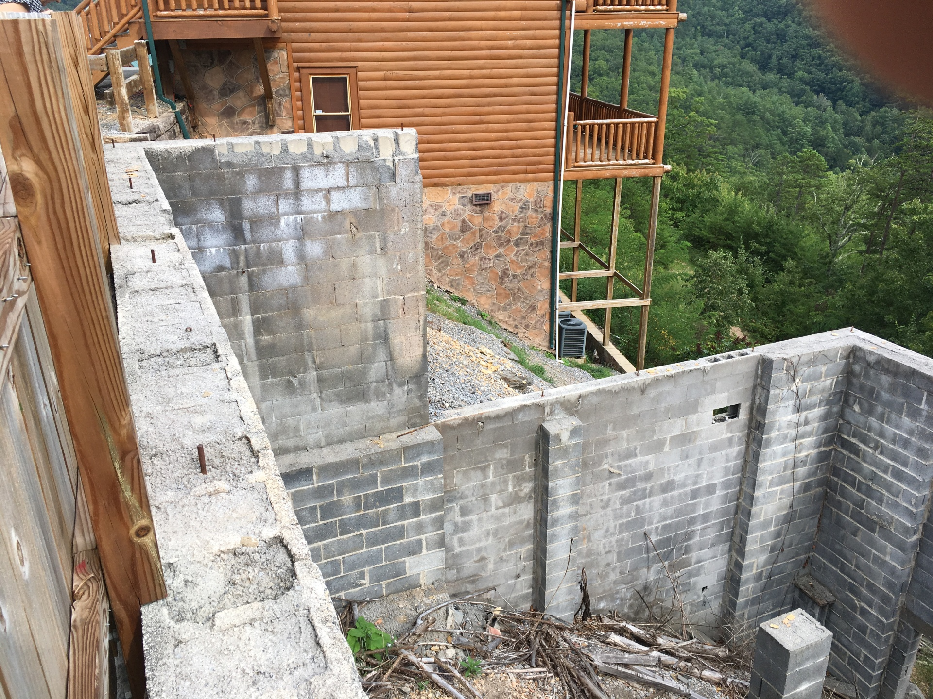 Creating Walls