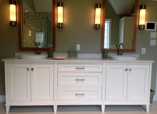 Doylestown Master Bath
