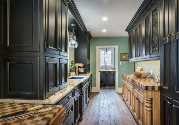 Moorestown Butler's Pantry