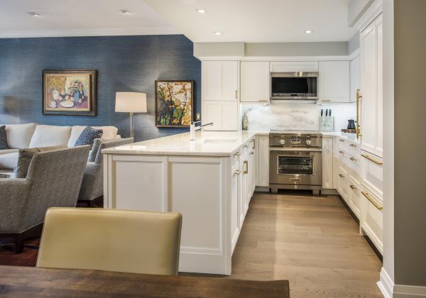 New Hope Riverfront Kitchen