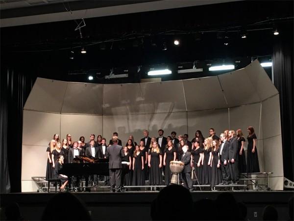 October 19 Chorus Concert