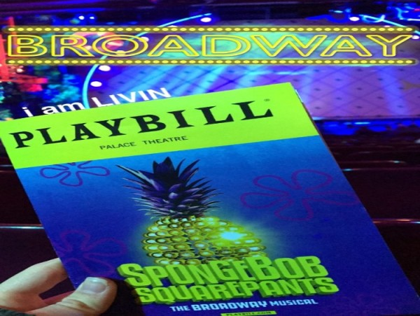 New York Play Review: Spongebob Squarepants the Broadway