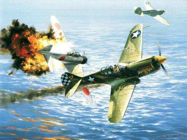 World War II: Air Warfare