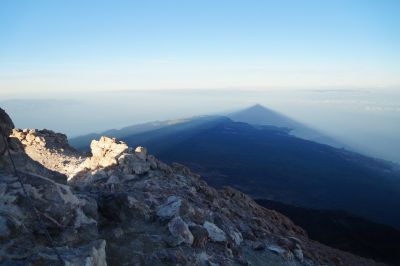 Trip to Mount Teide