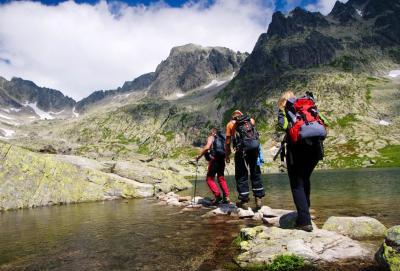 Hike in High Tatras
