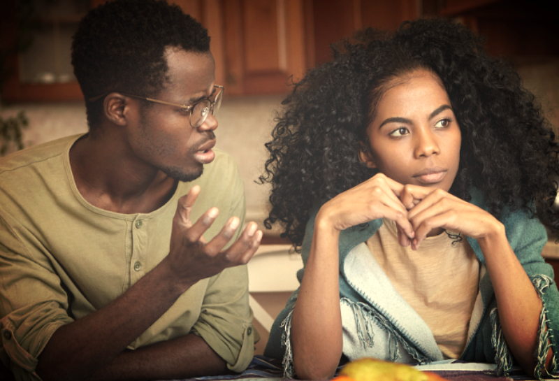 No Partner Should Ever Say These Phrases To You