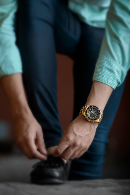 What His Watch Says About Him