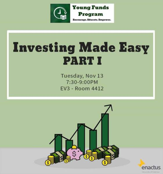 Investing Made Easy: PART I