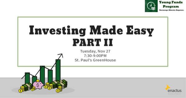 Investing Made Easy: PART II