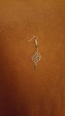 Tunisian Earrings