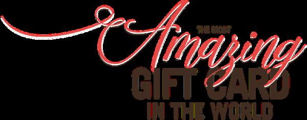 Massage Buffalo NY Gift Certificate