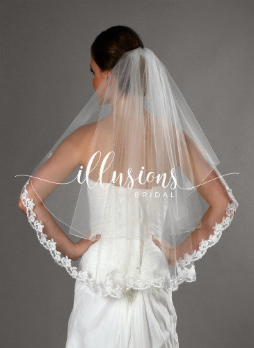 A Quick Guide On Wedding Veils