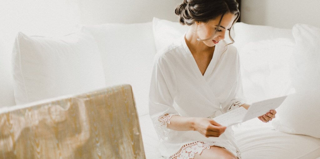 7 Things to do the Night Before Your Wedding