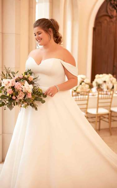 Plus Size Wedding Dresses In St Cloud Mn Carrie Johnson Bridal