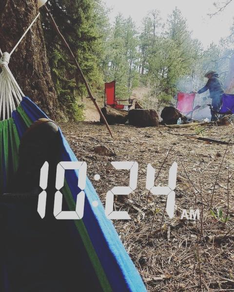 Camping trip summer 2017