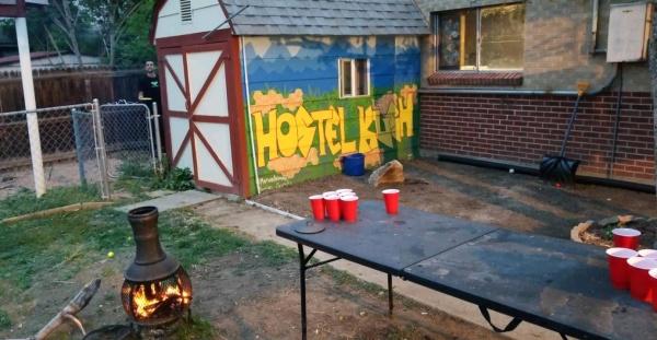 beer pong?