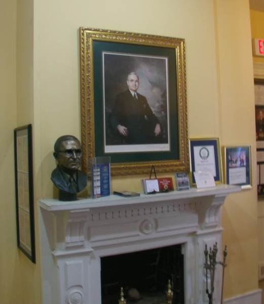 Little White House museum