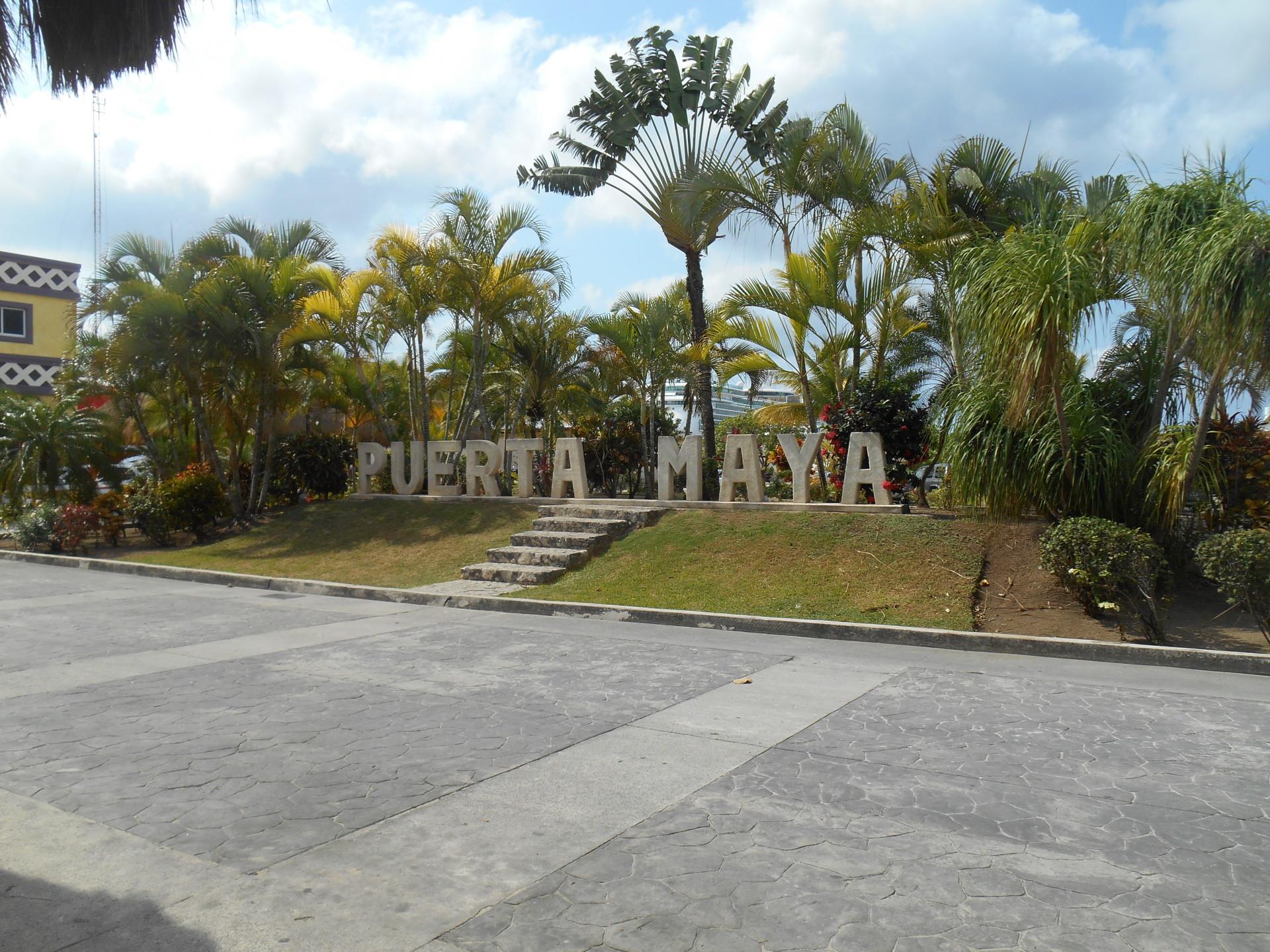 Puerta Maya