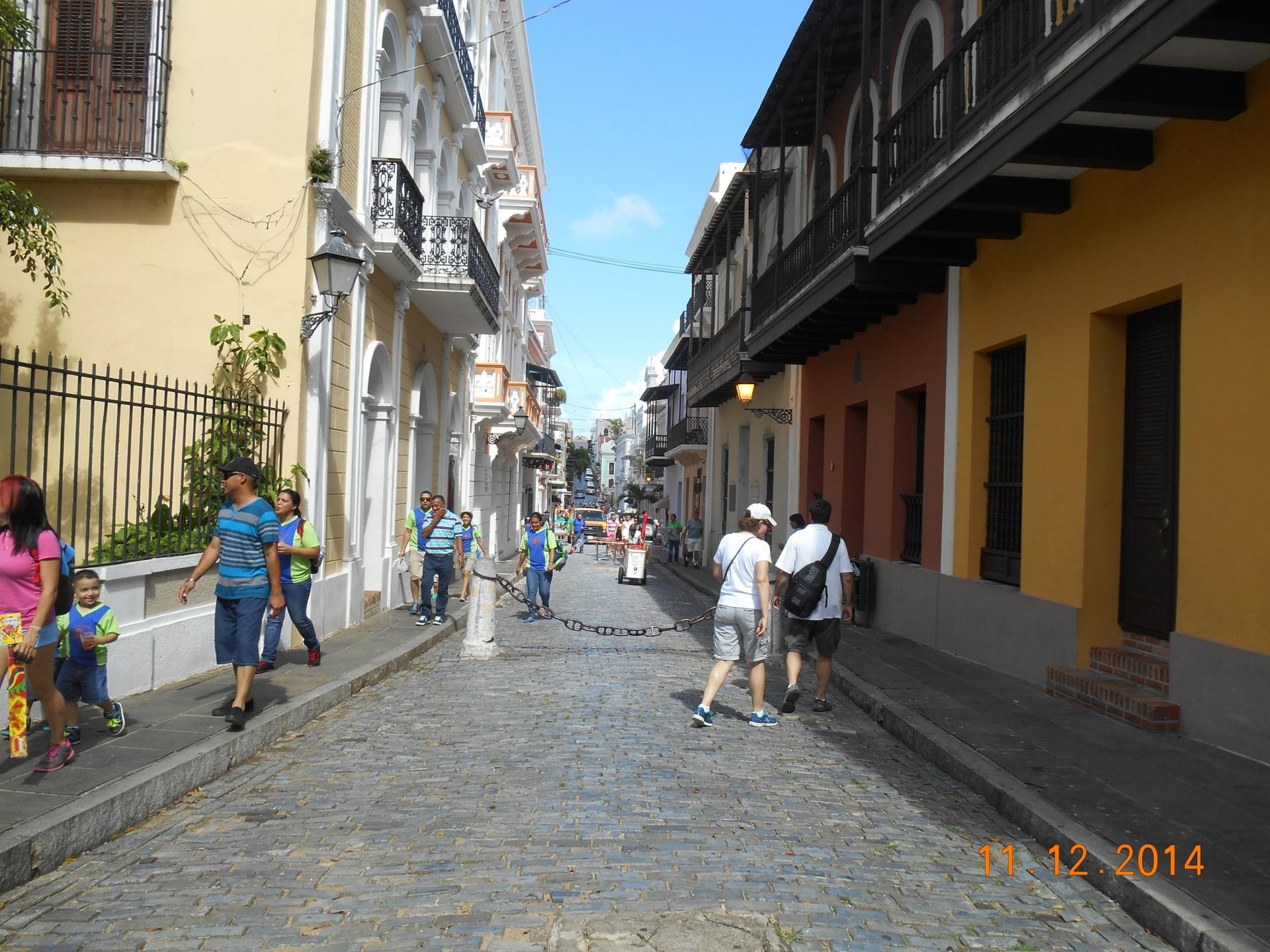 Puerto Rico, old san juan