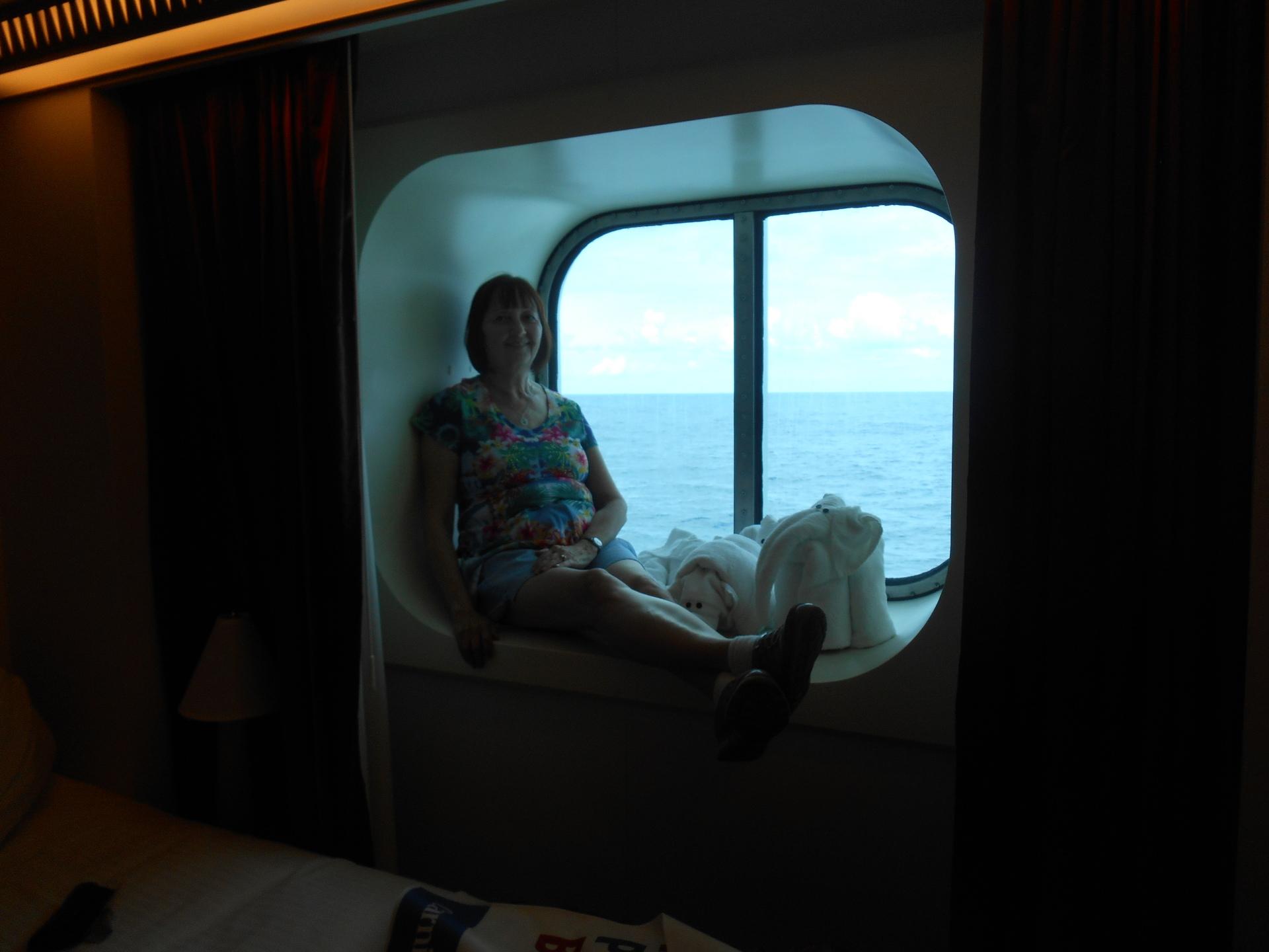 Carnival Magic Deluxe ocean view