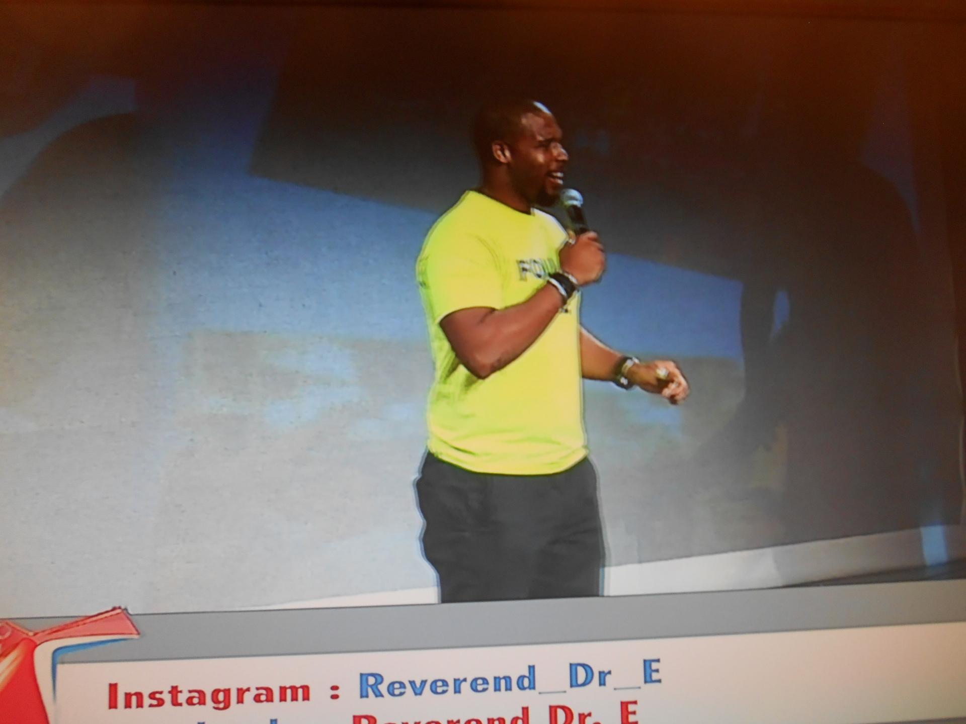 Reverend Dr. E