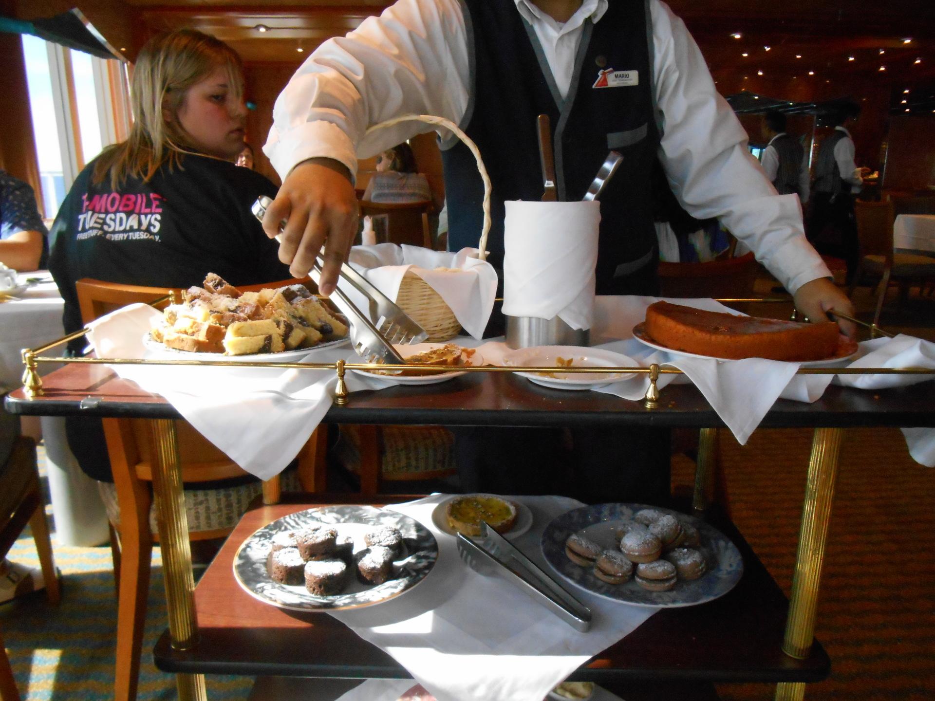 Carnival Magic tea