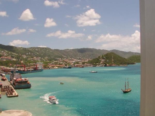 Crown Bay, St. Thomas