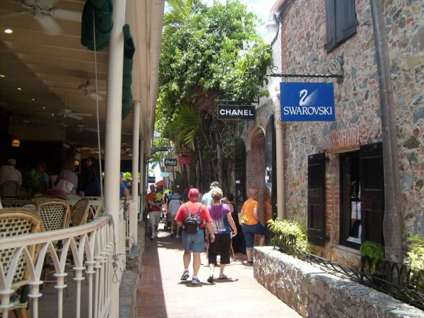 St. Thomas, Charlotte Amalie
