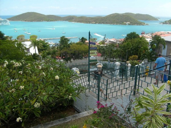 St. Thomas, 99 Steps