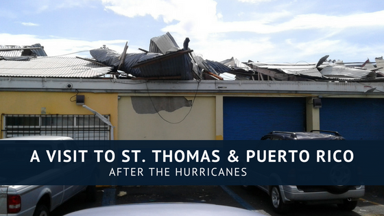 St. Thomas Hurricane Damage